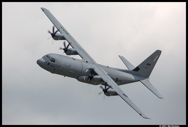RCAF CC-130J Super Hercules