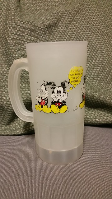Disney Mug - 25 Years On