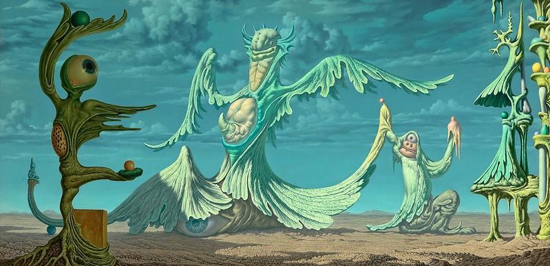 Johfra Bosschart - The Plant Angel