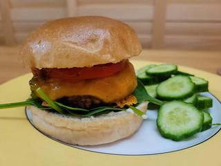 Nature's Kitchen Burgers