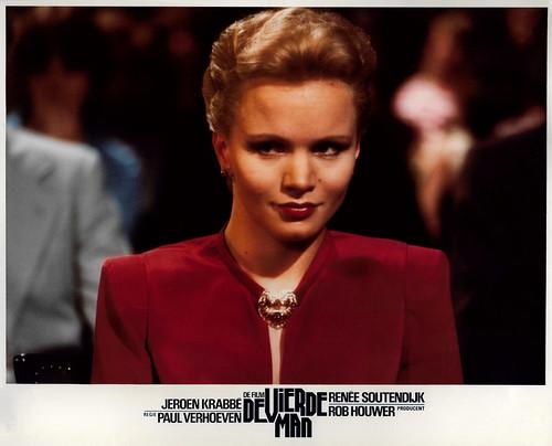 Renée Soutendijk in De vierde man (1983)
