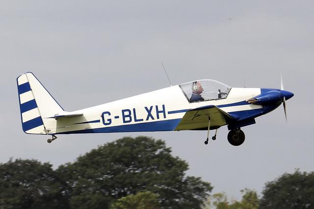 G-BLXH  -  Alpavia RF-3 c/n 39  -  EGBK 3/9/21