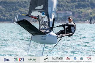 Fraglia Vela Malcesine_Moth Worlds 2021_Angela Trawoeger_K3I5454