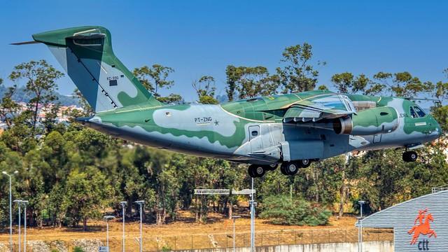 PT-ZNG EMBRAER KC-390
