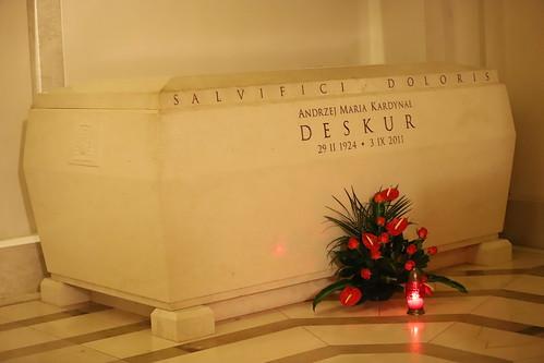 Msza św. w 10. rocznicę śmierci kard. Andrzeja Marii Deskura