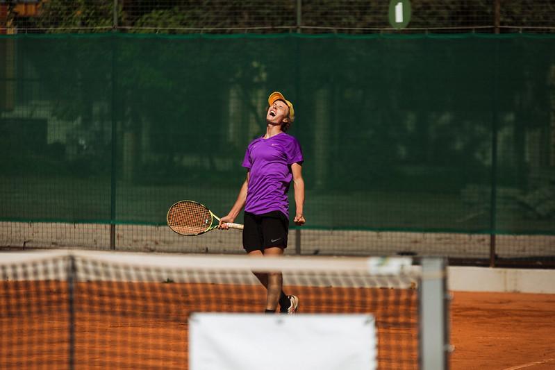 """Starptautiskās ITF sacensības """"Liepaja International by Prince"""" U18 7.diena. Foto: Mārtiņš Vējš / 7th day ITF """"Liepaja International by Prince"""" for U18"""