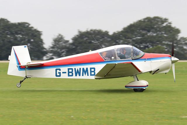 G-BWMB  -  Amateur Built Jodel D.119 c/n 1492  -  EGBK 3/9/21