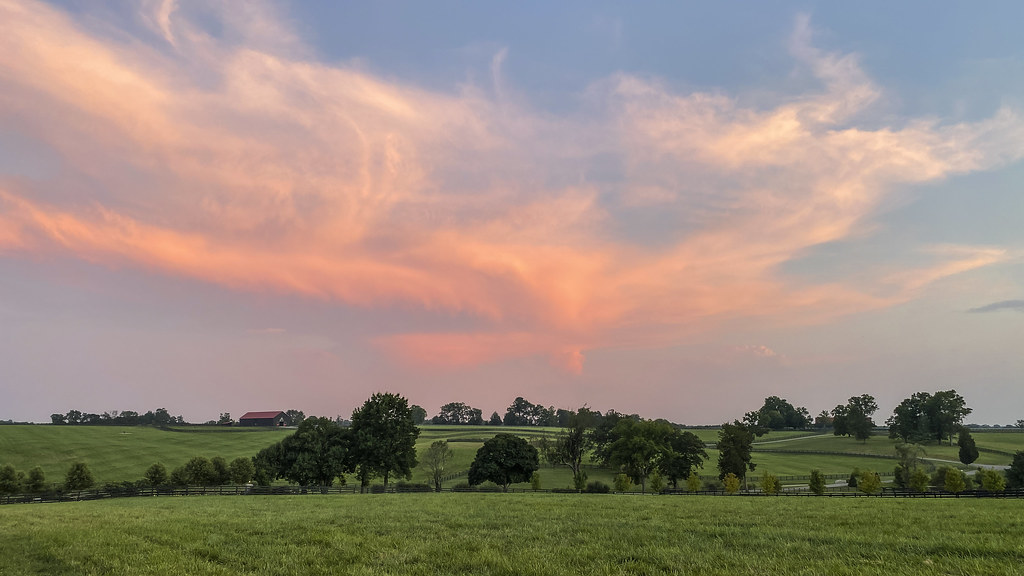 Margaux Sunset Clouds