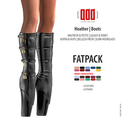 New release - [ADD] Heather Boots