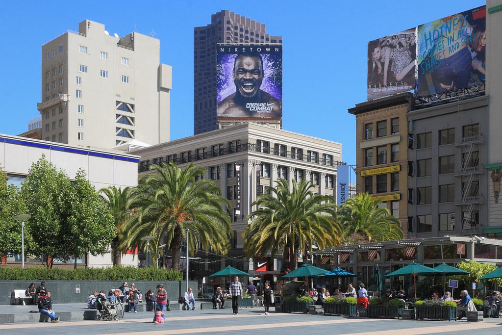 San Franciso - Union Square