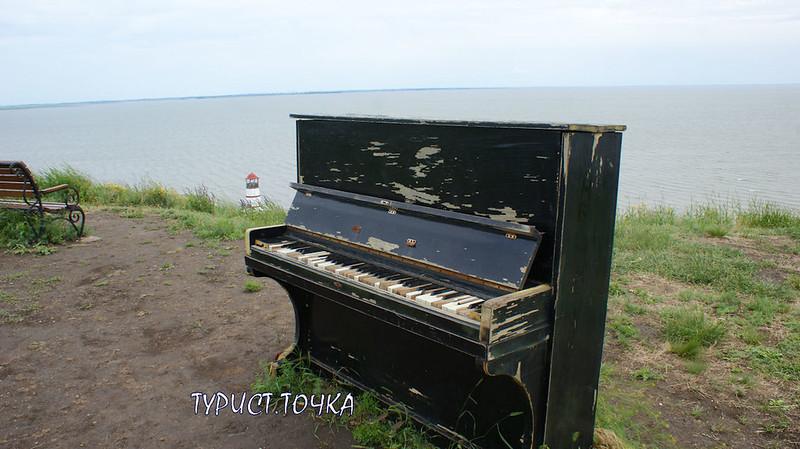 Маяк в Мержаново