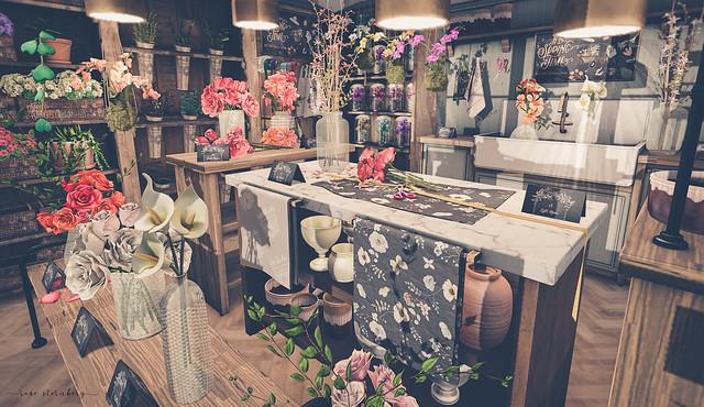 Blume Flower Shop