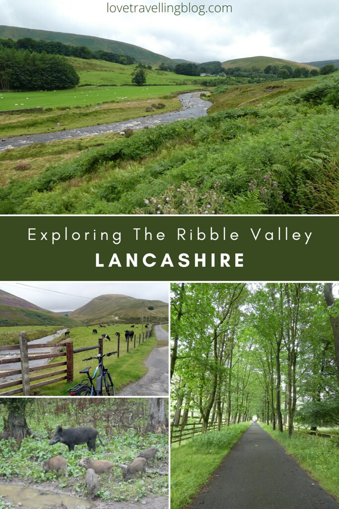 Exploring The Ribble Valley, Lancashire