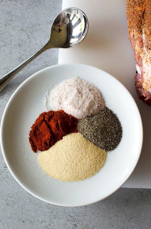Protein Prep Pulled Pork - Oven or Traeger {gluten-free, paleo, keto, Whole30}