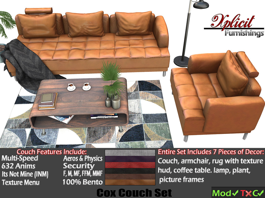 Xplicit Furnishings  Cox Couch Ad