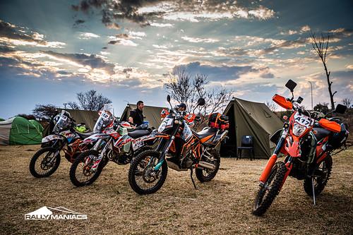 Kalahari Rally 2021 scrutineering