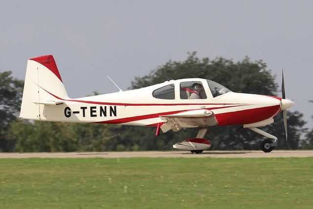 G-TENN  -  Vans RV-10 c/n LAA 339-15222  -  EGBK 3/9/21