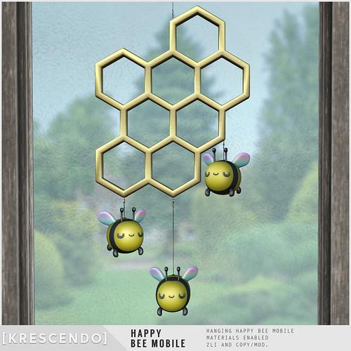 [Kres] Happy Bee Mobile