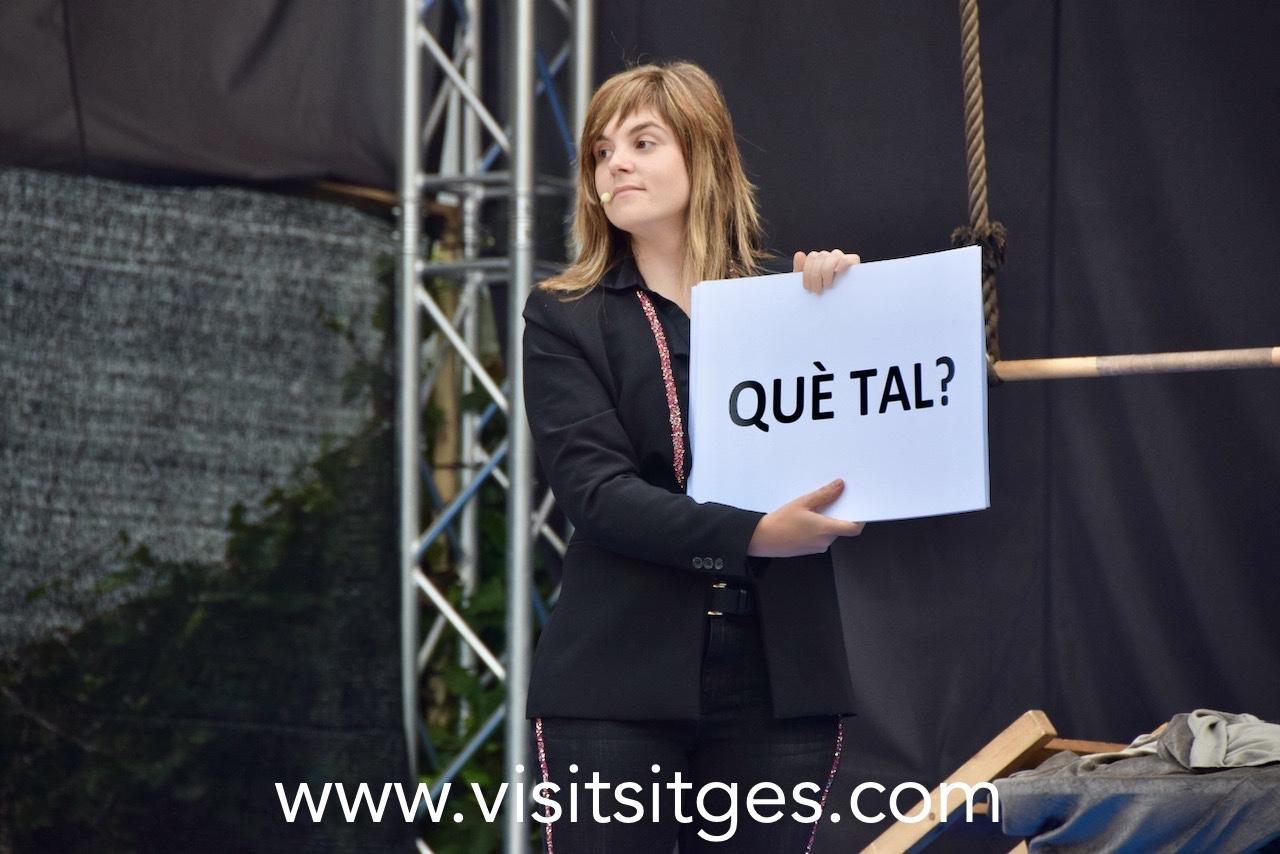 INAUGURACIÓ DEL FESTIVAL DONA ART EN FEMENÍ 2021