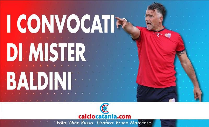 Catania, i convocati per Catanzaro: out Ceccarelli, Claiton c'è