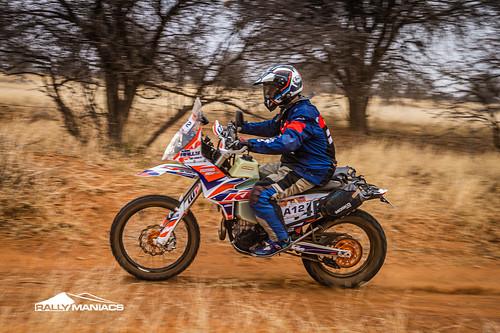 Kalahari Rally 2021 Super Stage