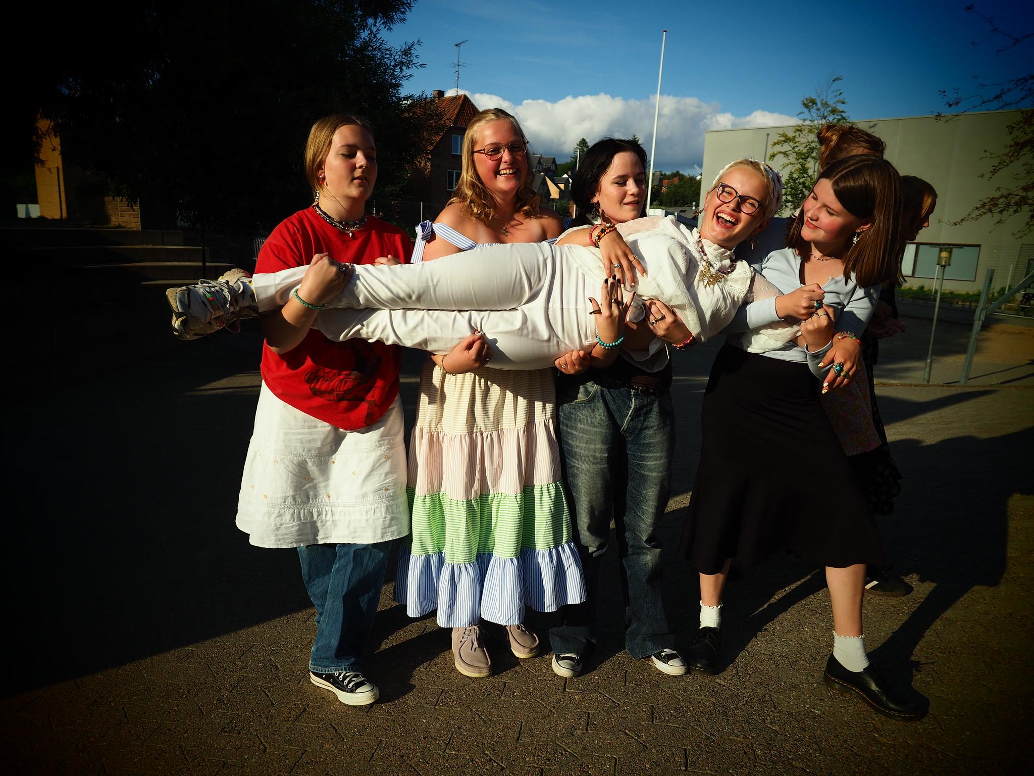 2021 - August - Røskvas konfirmation