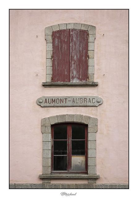 La gare abandonnée