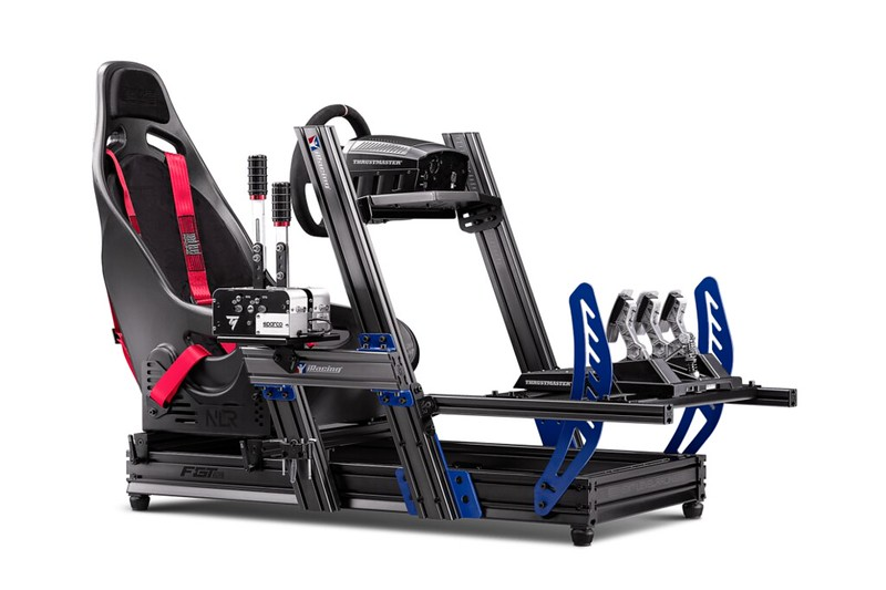 Next Level Racing® F-GT Elite iRacing® Edition