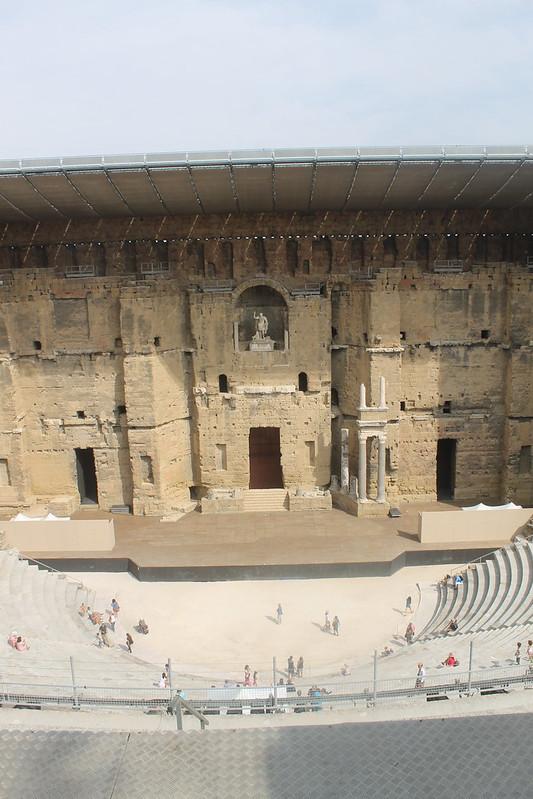 Theatre of Orange