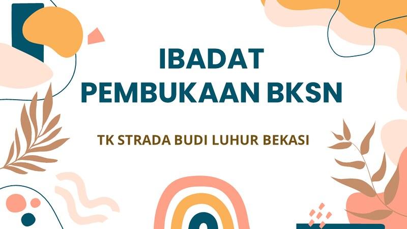 Ibadat Pembukaan BKSN 2021.
