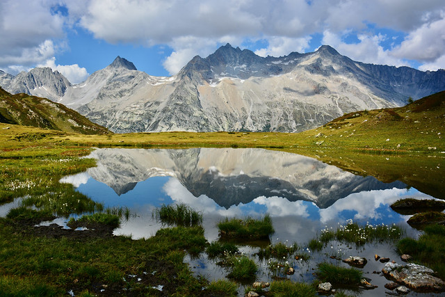 Val Cassinello - Alpe Folcra - Valle Bedretto