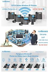 dien thoai voip ip phone wireless