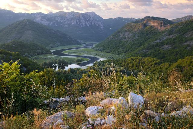 The feeling of paradise at Lake Skadar National Park
