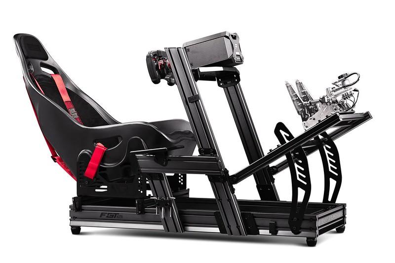 Next Level Racing® F-GT Elite Wheel Plate Edition