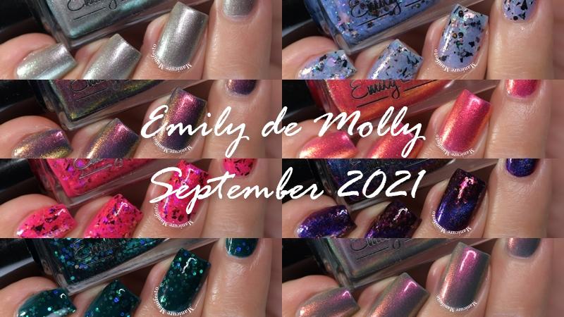 Emily De Molly September 2021 Release