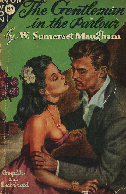 Avon Books 129 - W. Somerset Maugham - The Gentleman in the Parlour
