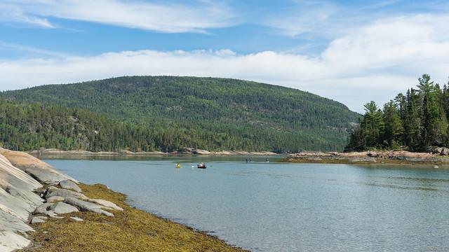 Baie-des-Rochers, Charlevoix, PQ, Canada - 07403