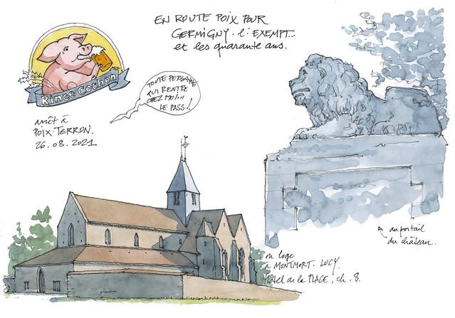 Montmort-Lucy, église