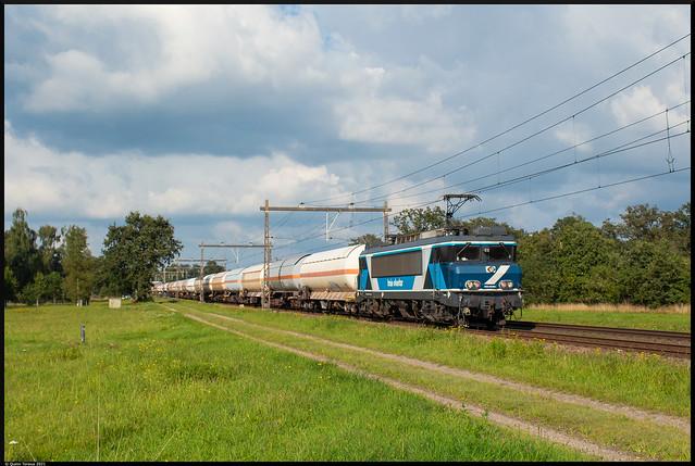 TCS 101001 // Gasketeltrein // Wierden, Ten Cateweg // 30 augustus 2021