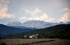 Montserrat des de la Torrebusqueta