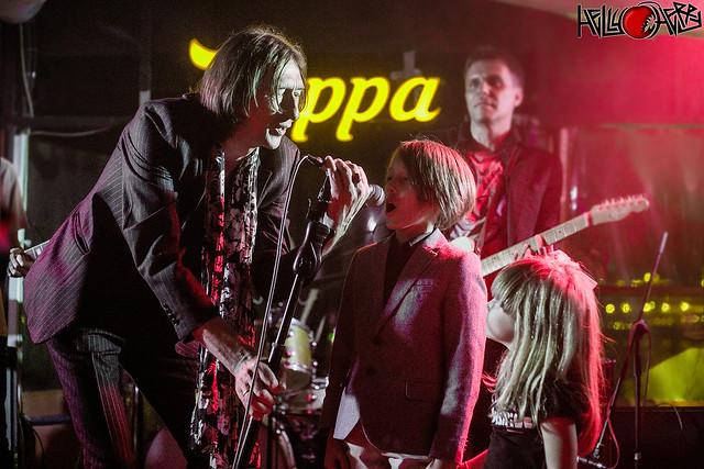 Ex Revolveri @ Zappa barka, Beograd, 1.9.2021.