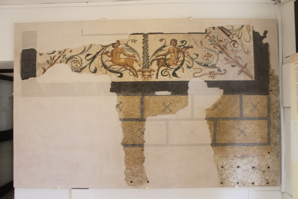 Mosaic of Centaurs