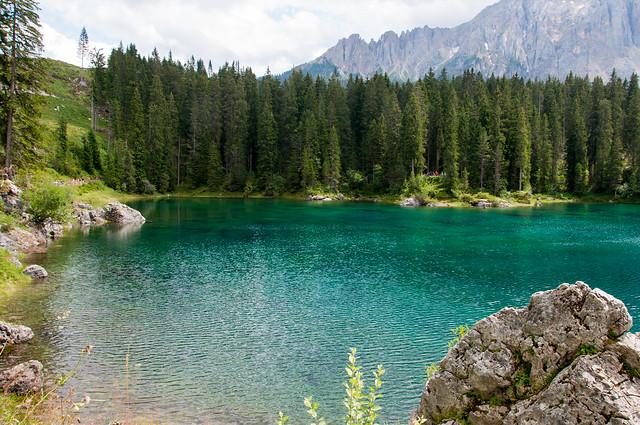 Lago di Carezza - Karersee