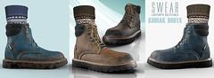 L&B@TMD Sept - Swear Kodiak Boots!
