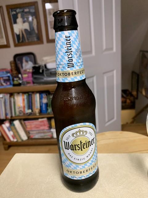 Oktoberfest Special Edition - Warsteiner