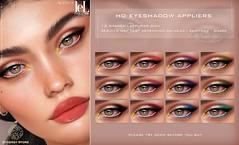Synergy - Lelutka HD Eyeshadow Applier for EVO/EVO X heads - Sicily♥