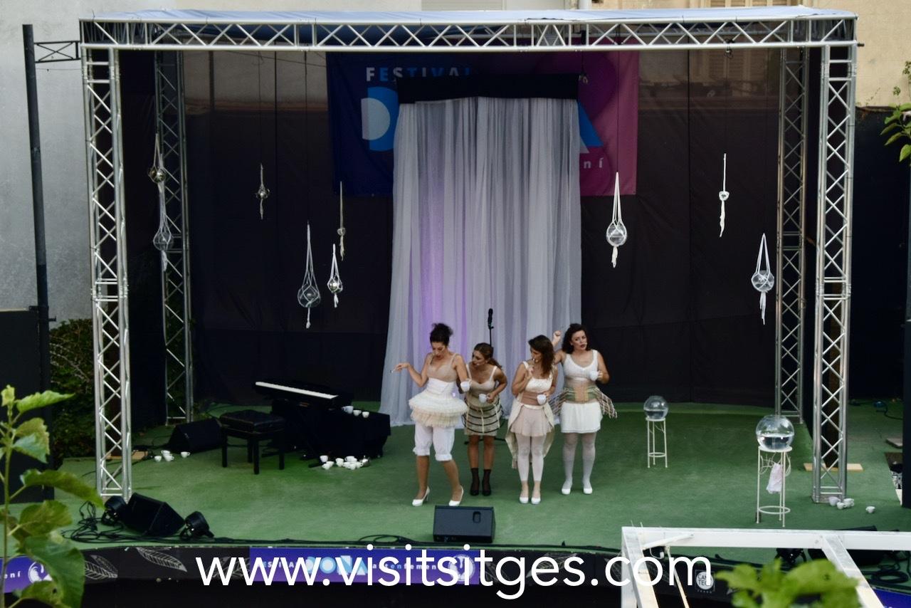 TEATRE: LES BARBES DE BALENA,  FESTIVAL DONA ART EN FEMENÍ 2021