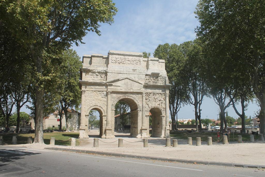 Arch of Orange