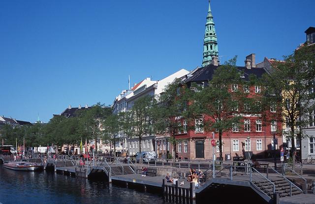 Slotholms-kanalen, Copenhagen