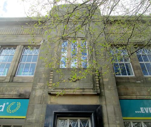 Central Portion, Art Deco Building, Chester-le-Street